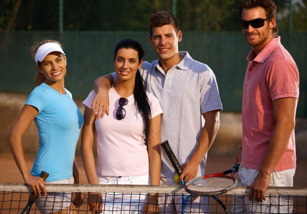 Find Tennis Partners